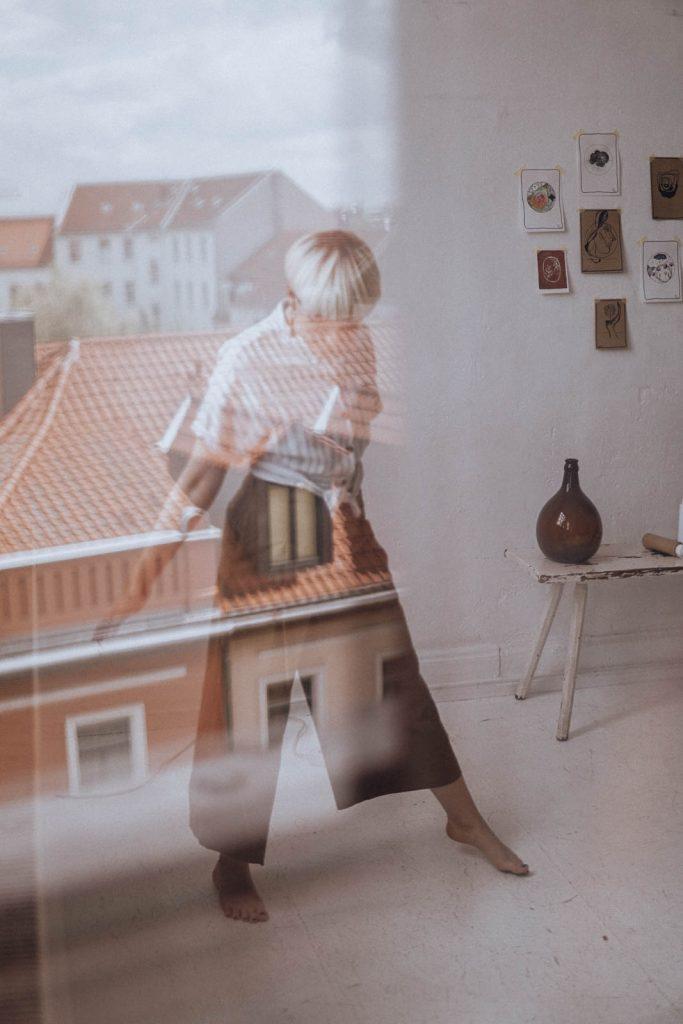 Profil Julia Plumenbaum Kunsttherapie Kunstpädagogik